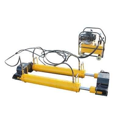 Naprężacz hydrauliczny do szyn FAC-120 Pro