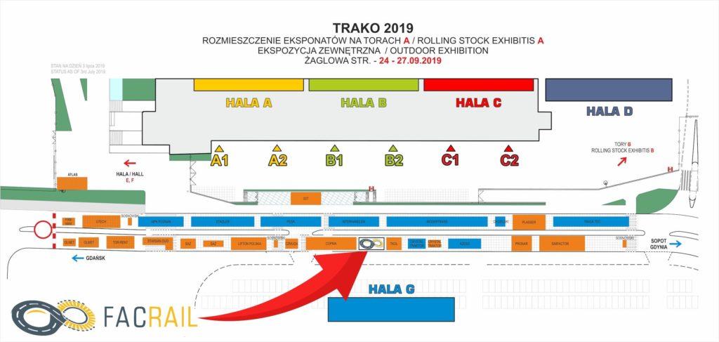 TRAKO 2019 - MAPA