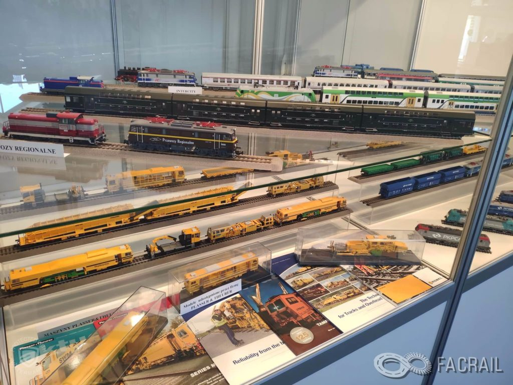 Targi kolejowe trako 2019 FACRAIL
