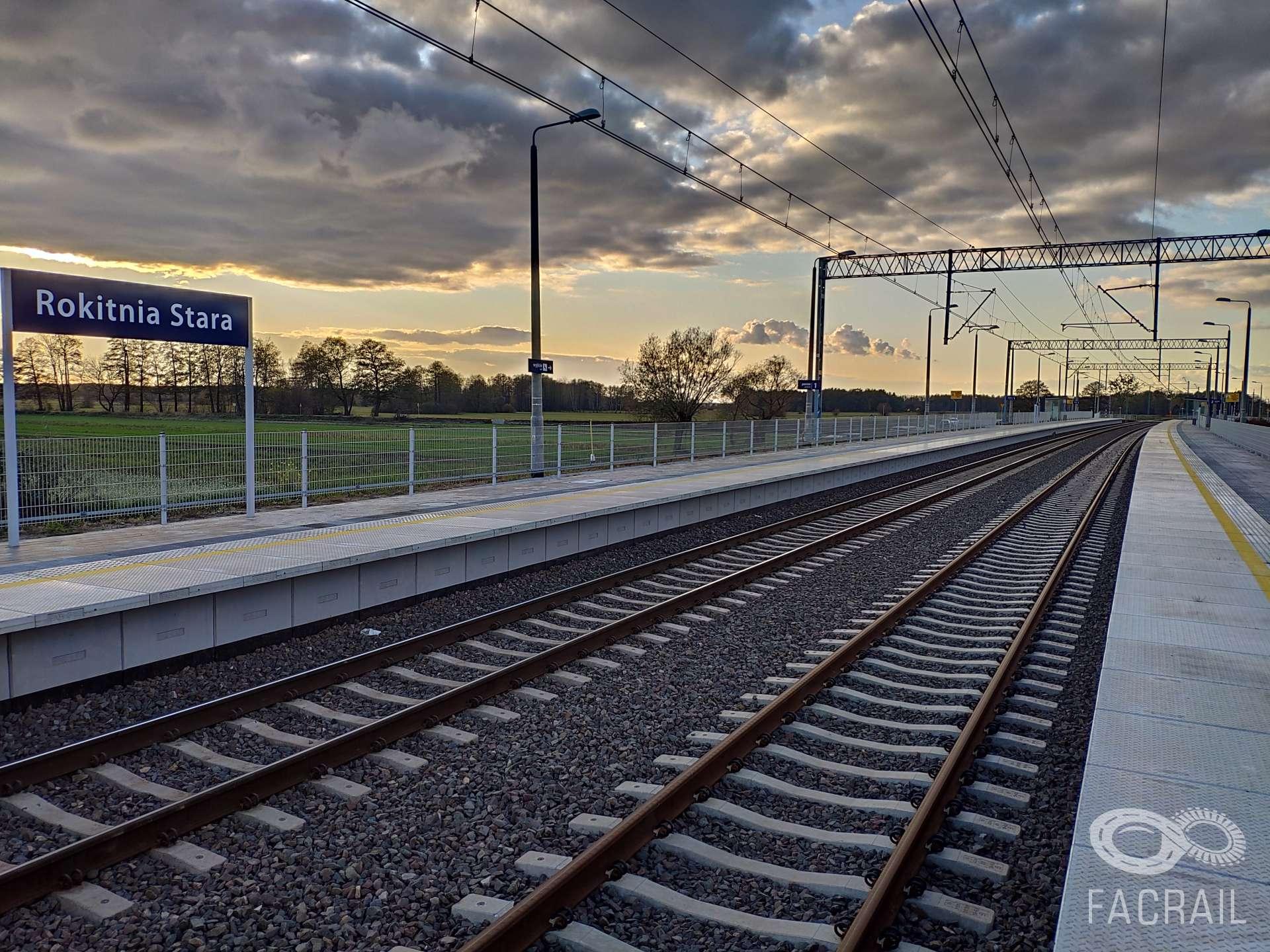 Budowa linii kolejowej nr 7
