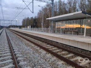 Budowa linii kolejowej nr7